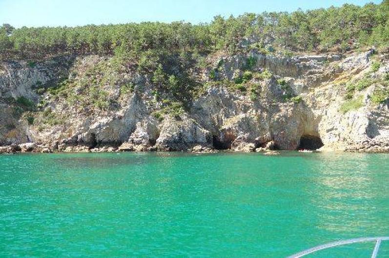 Location de vacances - Gîte à Rosnoën