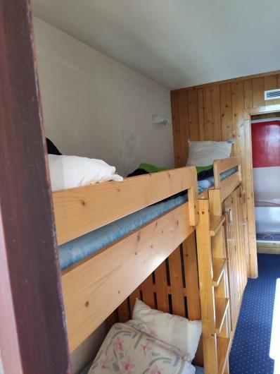 Location de vacances - Appartement à Arc 1800 - Chambre