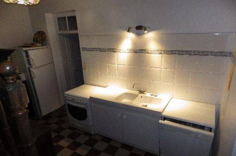 Location de vacances - Villa à Saint-Hilaire-de-Riez - Cuisine