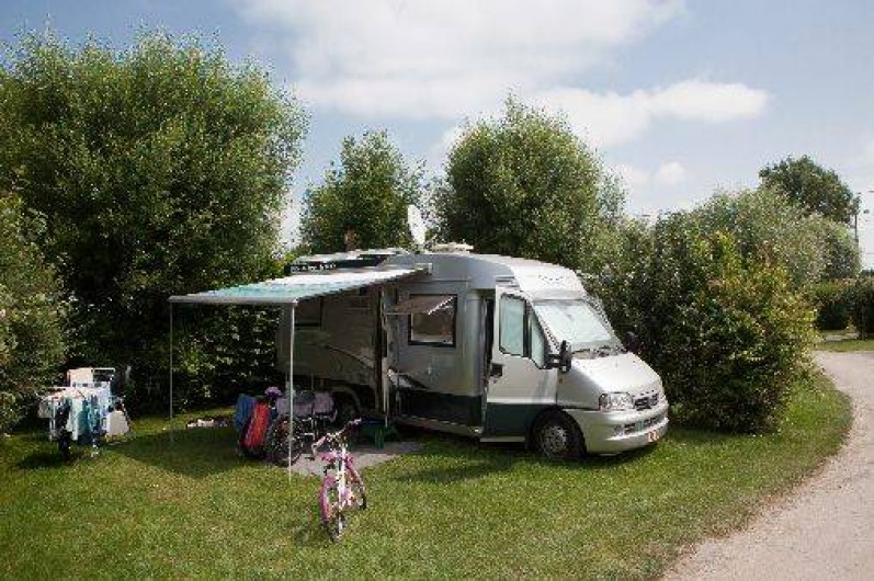 Location de vacances - Camping à Nampont