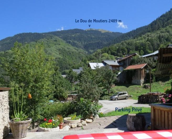 Location de vacances - Gîte à Saint-Marcel - Parking Privé