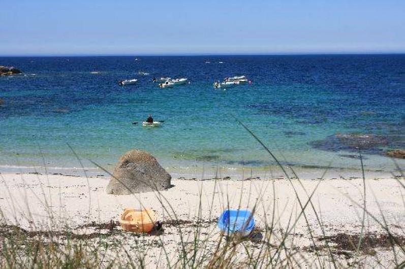 Location de vacances - Maison - Villa à Guissény - Une plage à proximité