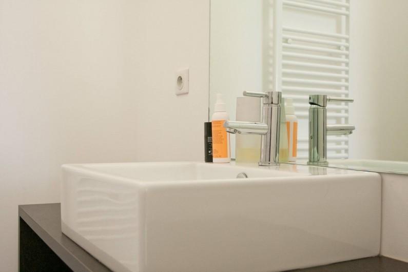Location de vacances - Maison - Villa à Guissény - Salle de bain