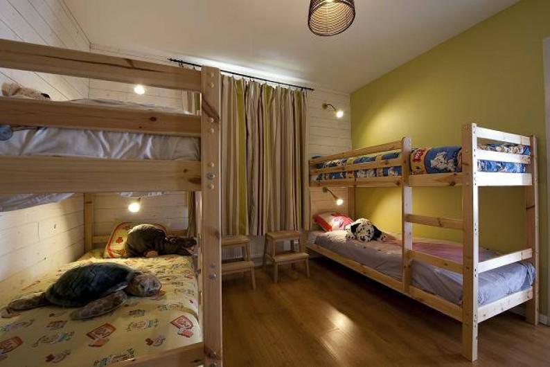 Location de vacances - Maison - Villa à Guissény - La chambre enfants