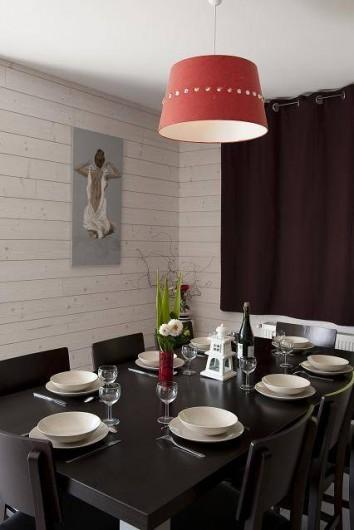 Location de vacances - Maison - Villa à Guissény - Salle à manger