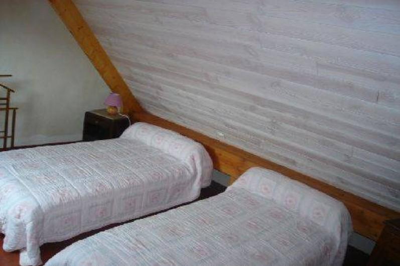 Location de vacances - Gîte à Plestin-les-Grèves - chambre rose