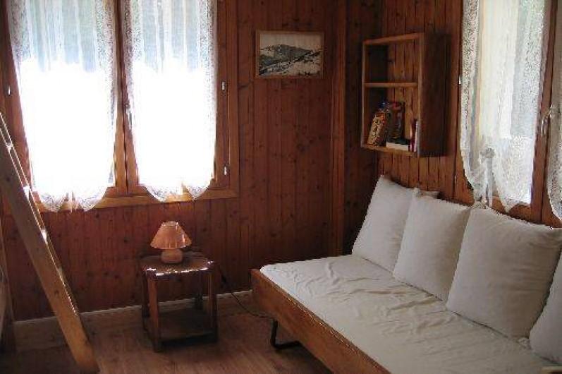 Location de vacances - Chalet à Valmorel