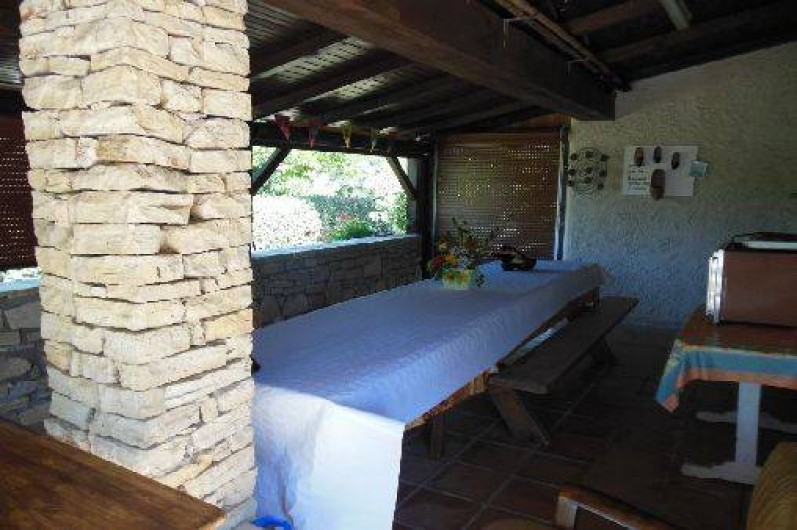 Location de vacances - Maison - Villa à Collorgues