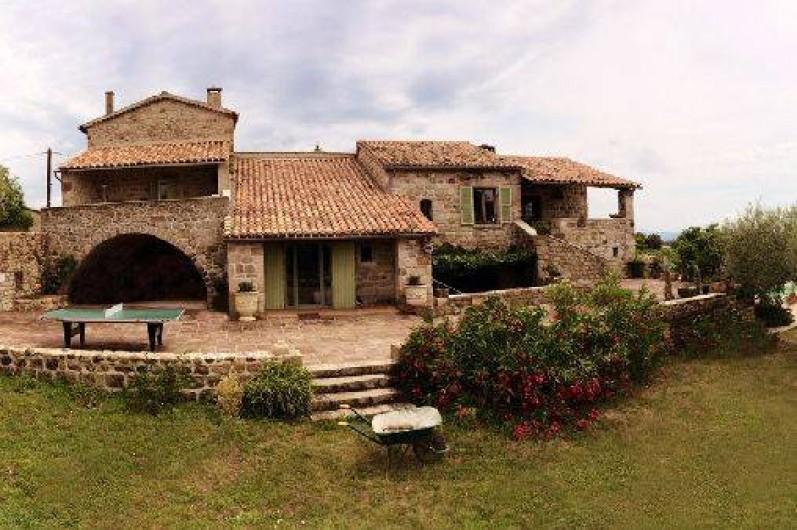 Location de vacances - Chambre d'hôtes à Payzac