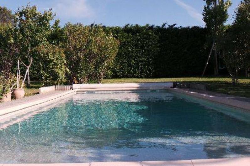 Location de vacances - Villa à Bollène