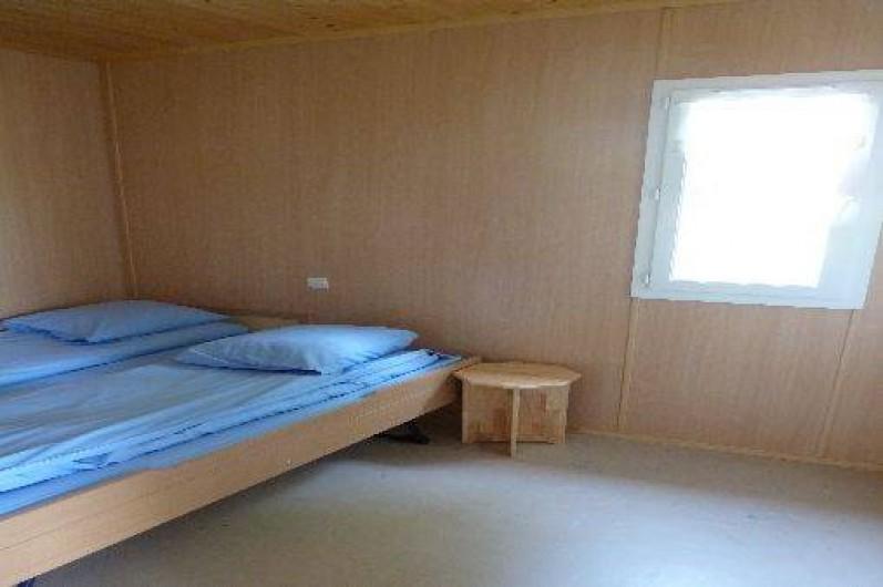 Location de vacances - Camping à Bellenaves