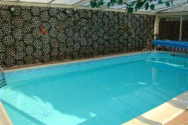 Location de vacances - Villa à Rochecorbon