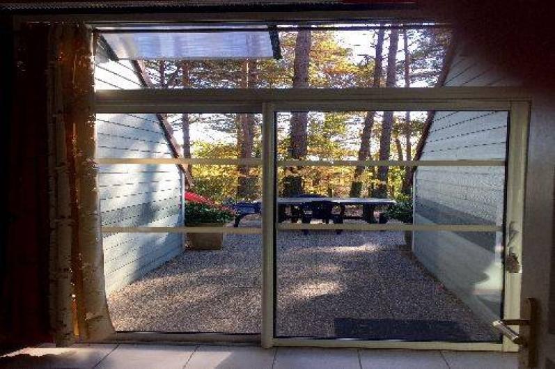 Location de vacances - Gîte à Puy-d'Arnac - L'entrée du gite