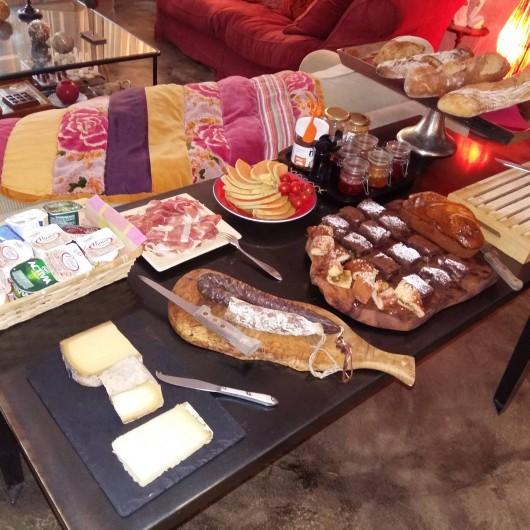 Location de vacances - Villa à Carcassonne - petits déjeuners