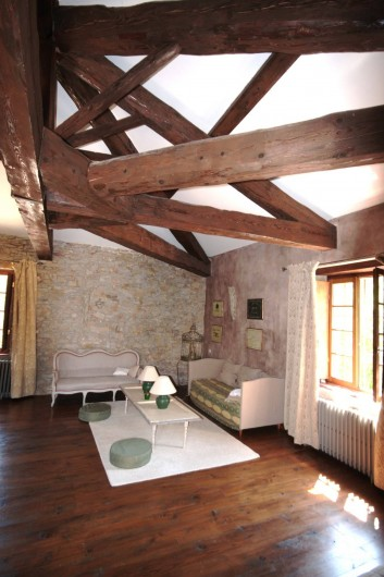 Location de vacances - Villa à Carcassonne - La suite Cathare