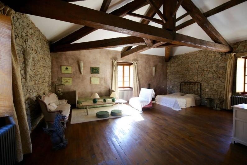 Location de vacances - Villa à Carcassonne - suite 70 m2