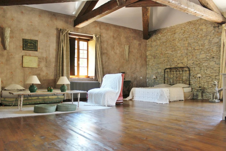 Location de vacances - Villa à Carcassonne - Suite la Cathare