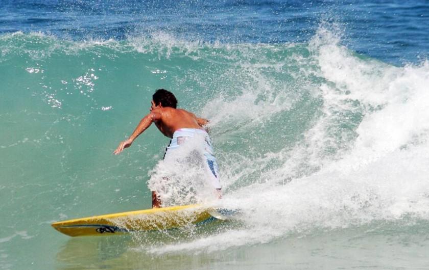 Location de vacances - Villa à La Palmyre - Spot de surf sur la côte sauvage