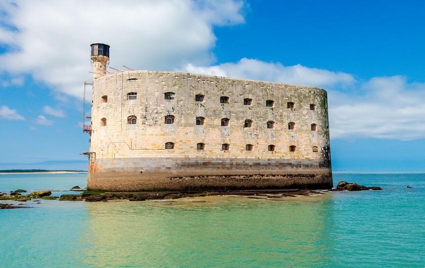 Location de vacances - Villa à La Palmyre - Fort Boyard à proximité