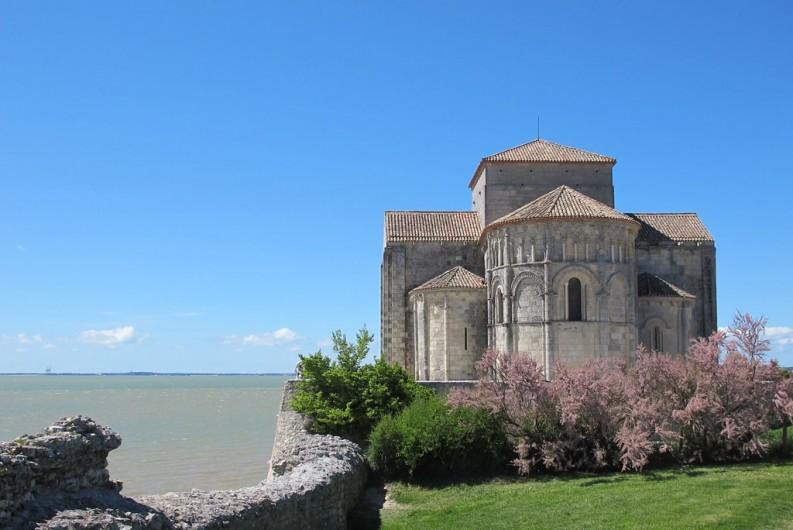 Location de vacances - Villa à La Palmyre - Chapelle de Talmont sur Gironde