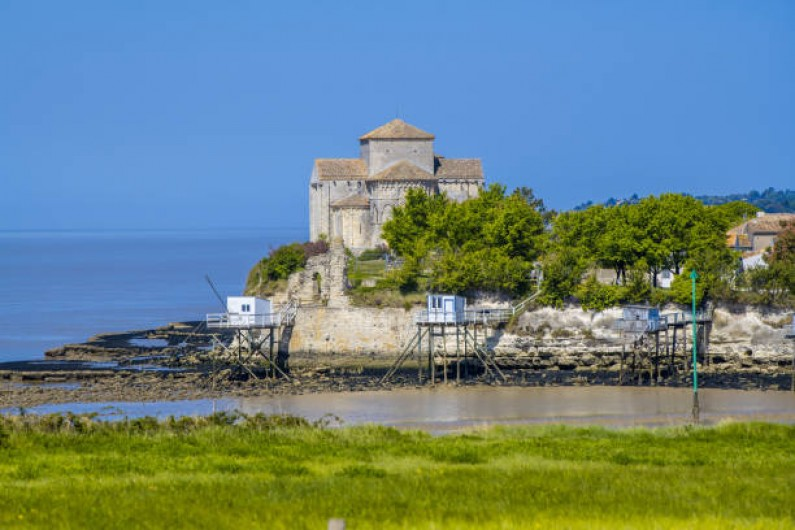Location de vacances - Villa à La Palmyre - Charmant village touristique de Talmont sur Gironde