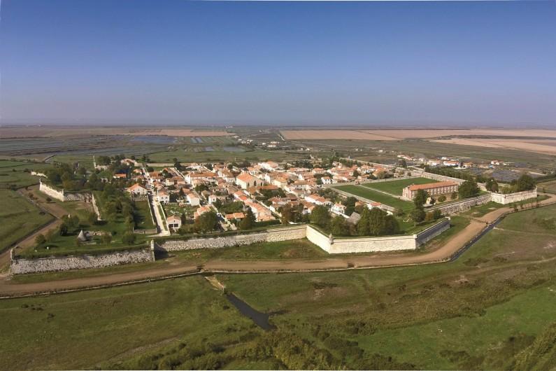 Location de vacances - Villa à La Palmyre - Fort de Hiers Brouage à 20 Km