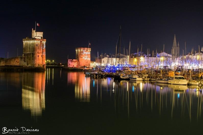 Location de vacances - Villa à La Palmyre - Port de La Rochelle