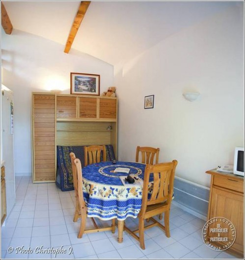 Location de vacances - Villa à Vic-la-Gardiole - Pièce à vivre villa n°2