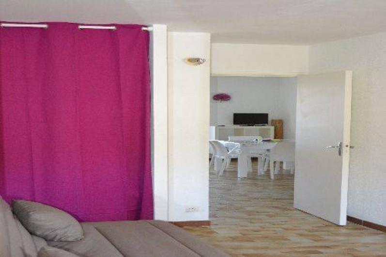 Location de vacances - Studio à Tiuccia