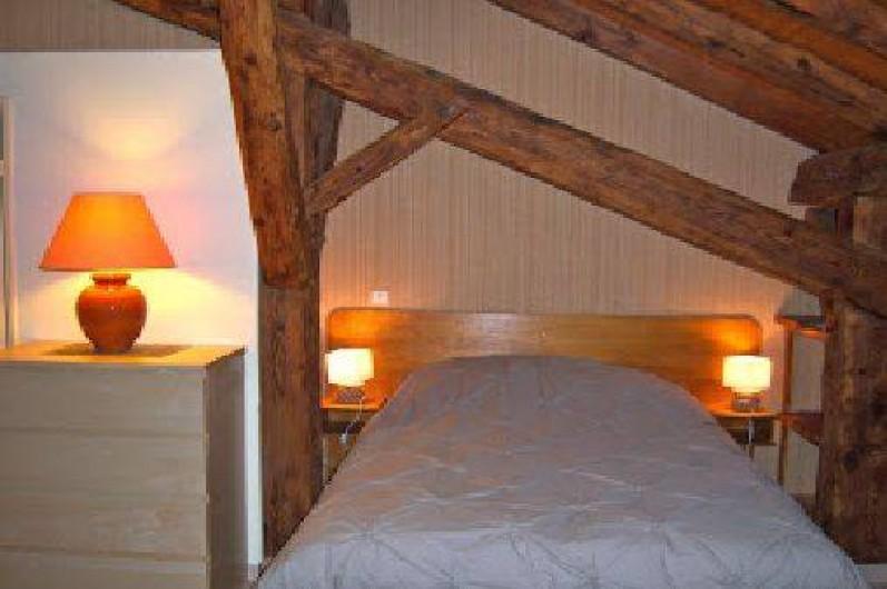 Location de vacances - Chalet à Taninges - Chambre pour 4 personnes