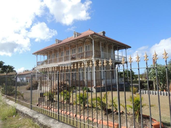 Location de vacances - Appartement à Le Gosier - Un accès rapide et facile à une grande variété de sites.