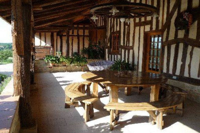 Location de vacances - Gîte à Tombebœuf