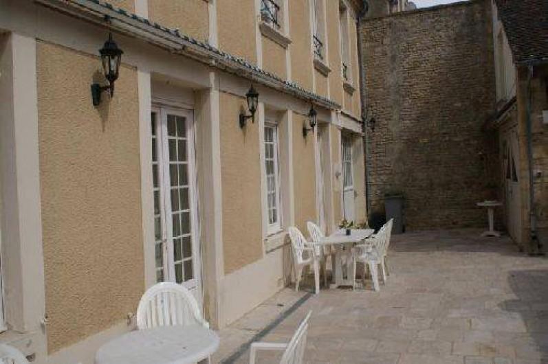 Location de vacances - Studio à Luc-sur-Mer