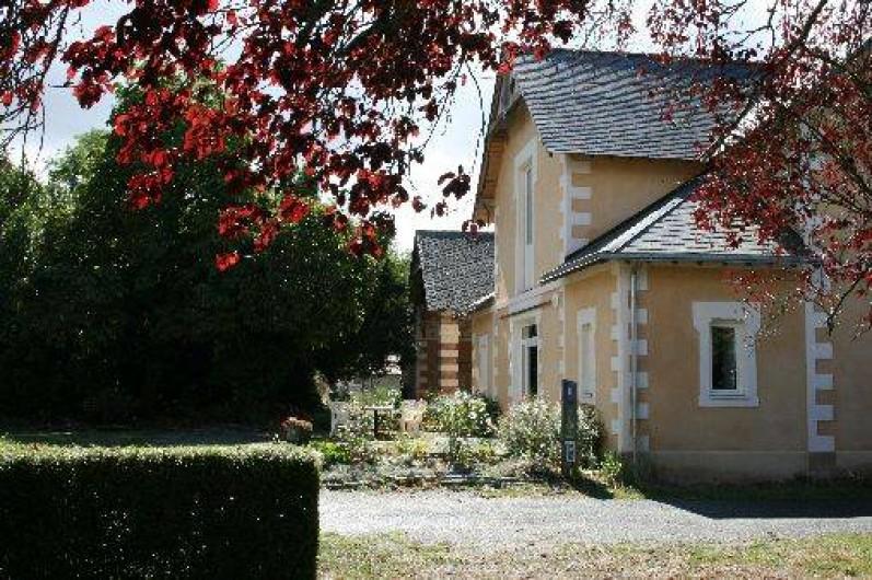 Location de vacances - Gîte à La Haie-Fouassière