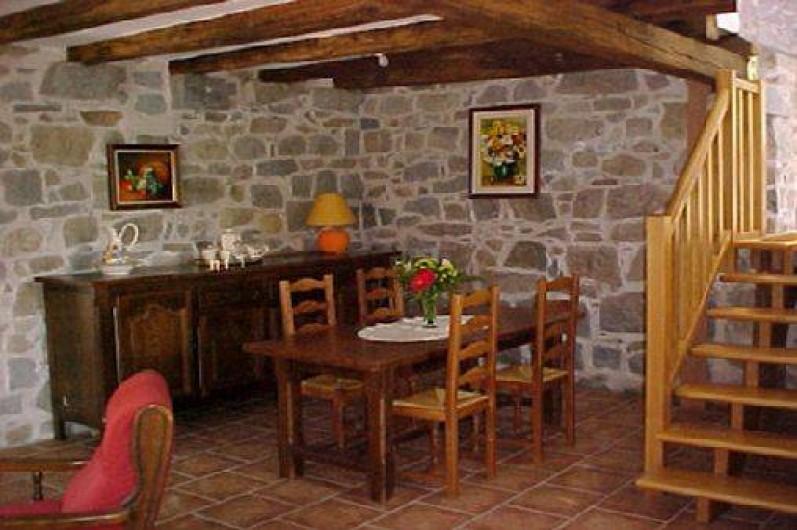 Location de vacances - Gîte à Tendon