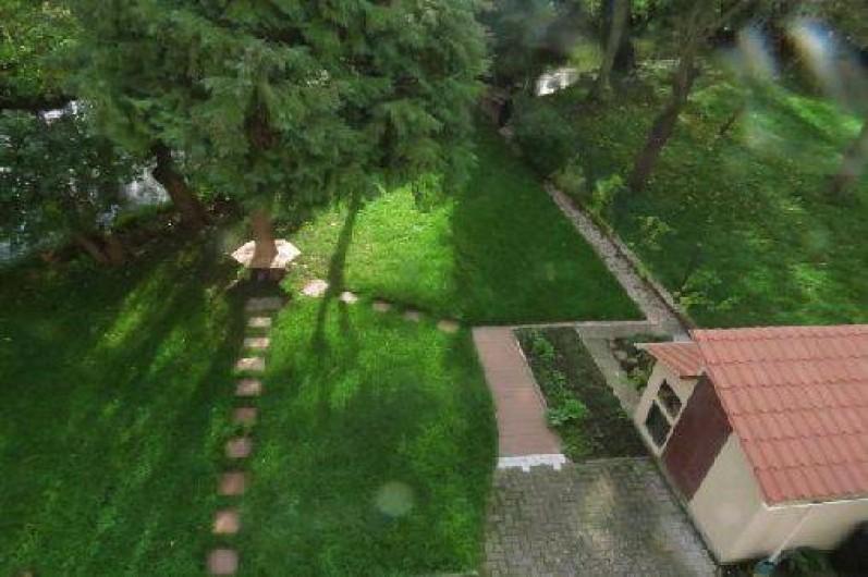 Location de vacances - Villa à Strasbourg - Espaces verts