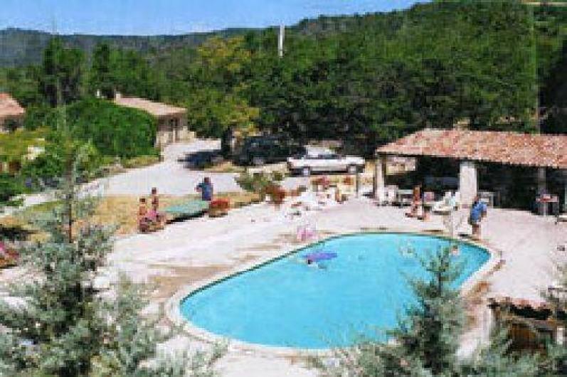 Location de vacances - Gîte à Montfuron