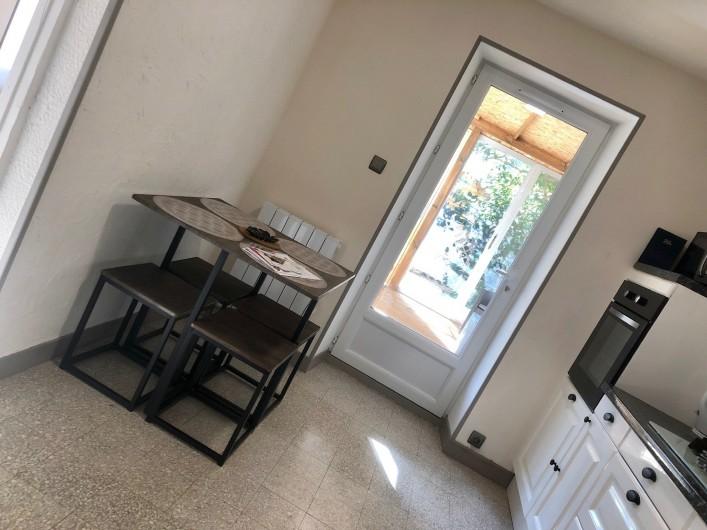 Location de vacances - Appartement à Chauvet