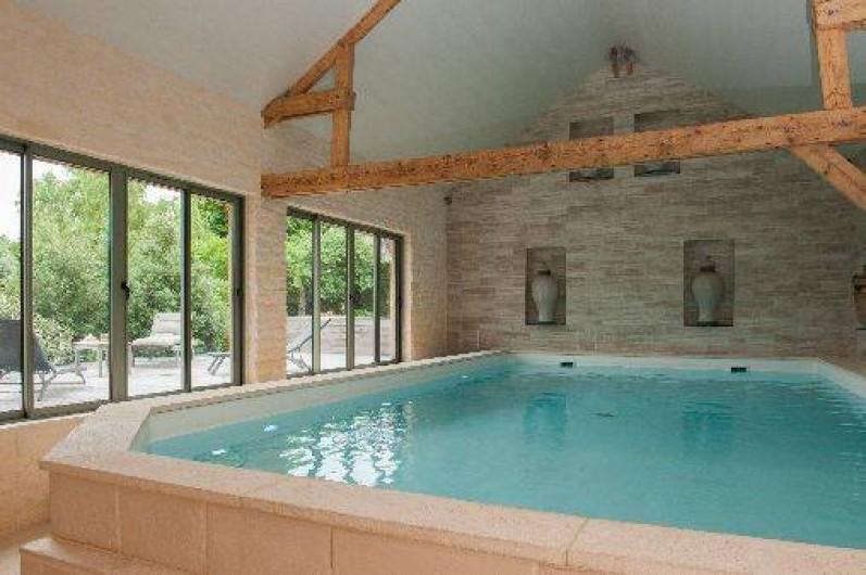Maison Avec Piscine Intérieure, Sauna Et Espace Bien-Être À L'Oudon