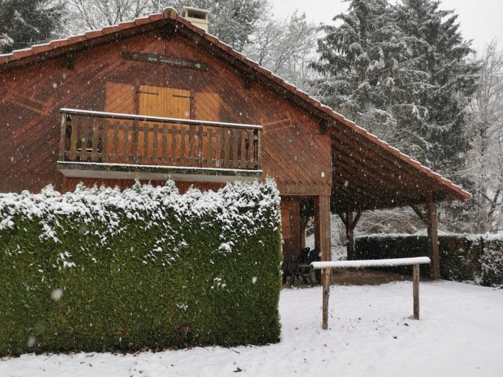 Location de vacances - Chalet à Tendon