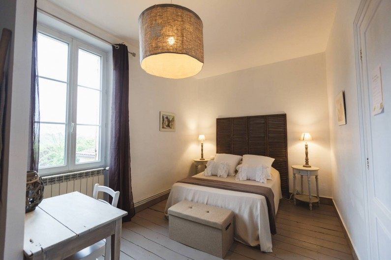 Location de vacances - Chambre d'hôtes à Sauternes - Chambre Château Lamothe