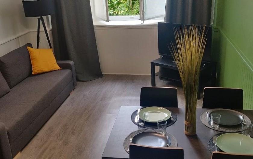 Location de vacances - Appartement à La Bourboule