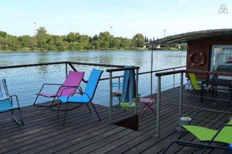 Location de vacances - Péniche à Avignon