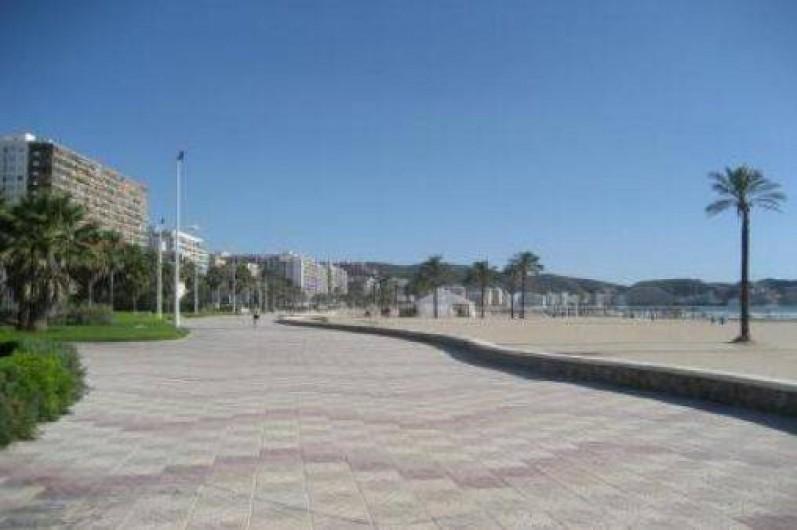 Location de vacances - Appartement à Cullera
