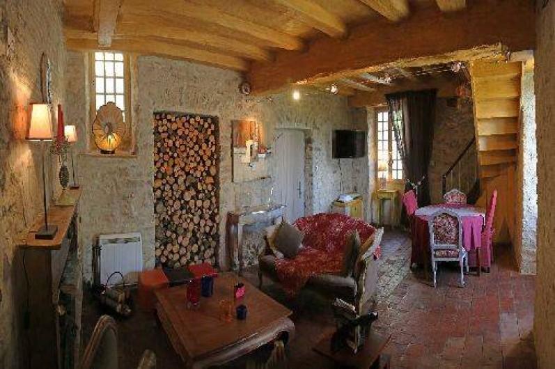 Location de vacances - Gîte à Sainte-Suzanne