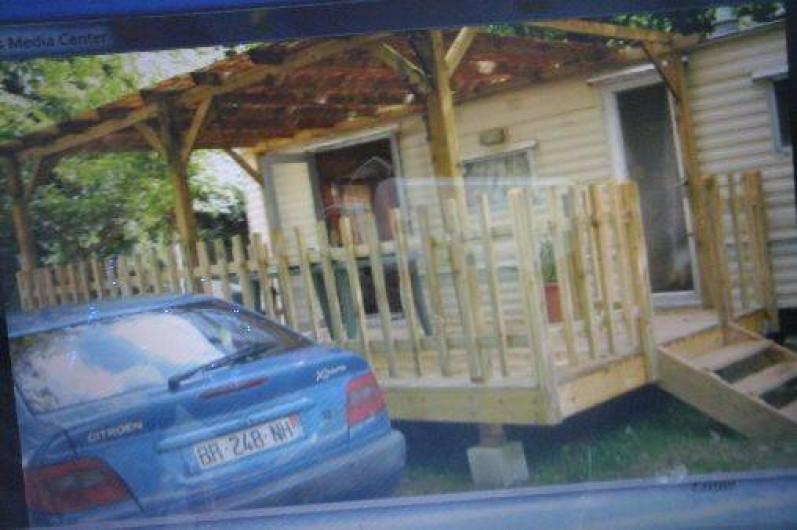 Location de vacances - Chalet à Montaigu-de-Quercy