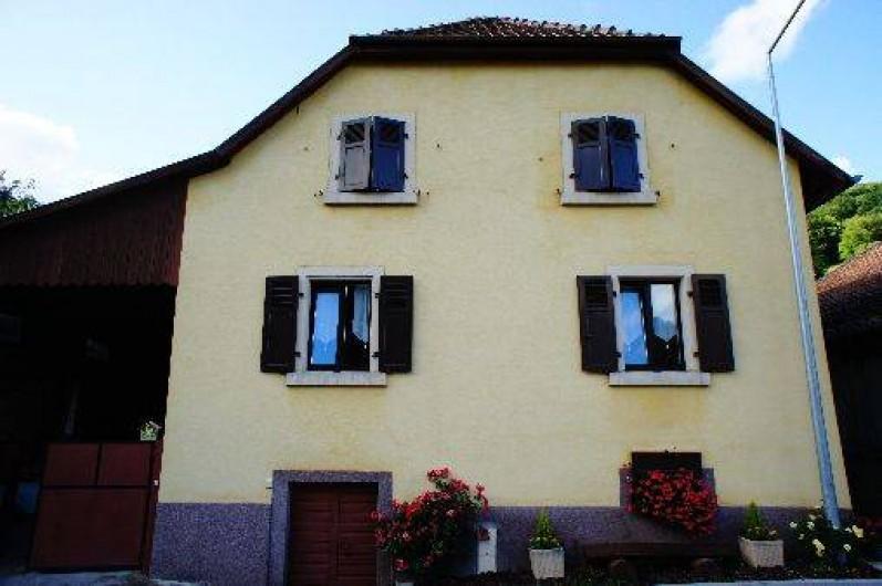 Location de vacances - Maison - Villa à Linthal