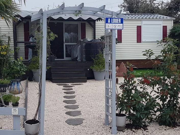Location de vacances - Bungalow - Mobilhome à Puget-sur-Argens