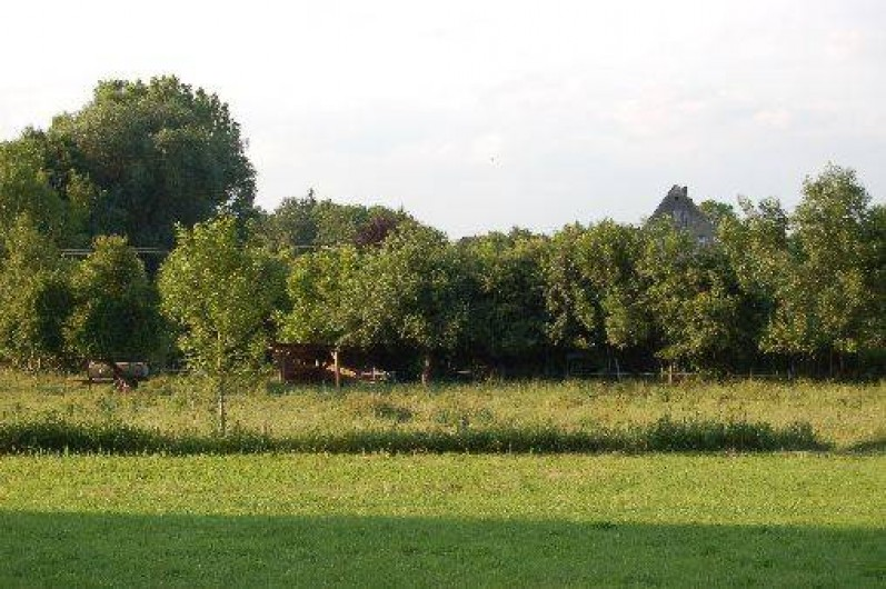 Location de vacances - Gîte à Steinbrunn-le-Bas