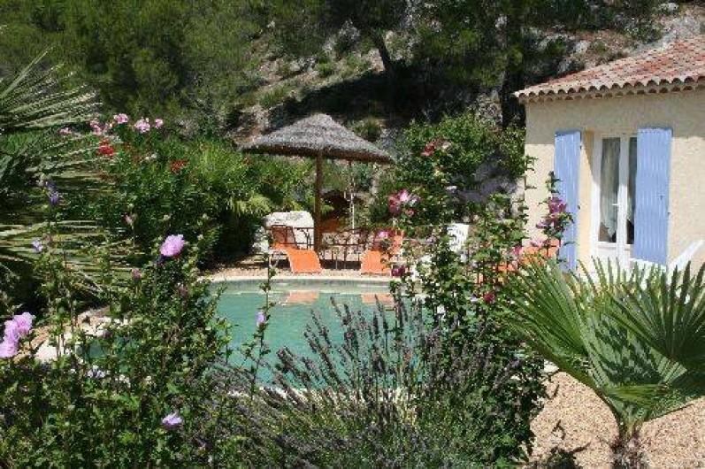 Location de vacances - Villa à Villecroze
